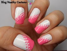 Do you want to try your hand at DIY nail art but where do you begin? First of all you need to do is get a hold of some fundamental nail art tools. Gel Nail Art Designs, Fingernail Designs, Simple Nail Art Designs, Dot Nail Art, Nail Art Diy, Diy Nails, Nails Only, Pretty Nail Art, Manicure E Pedicure