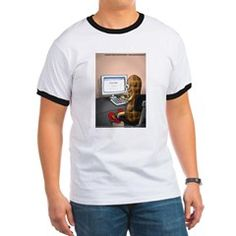 Goober 4 #Peanuts #Tshirt #funny #RingerTee by @LTCartoons #cafepress #google #internet #technology #gift #sale #ltcartoons