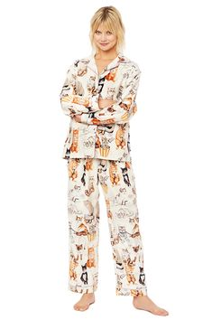 The Dogfather Footed Pajamas Long Sleeve 100/% Cotton Toddler Clothes