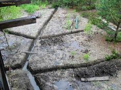 Как сделать дренаж почвы на даче в саду