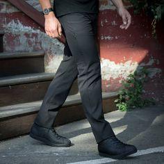 4-way Stretch Five-pocket Pants