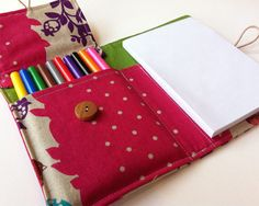 after I tackle my own cash envelope wallet, I want to make this for the LaLa!