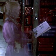 Library ghost - Ghostbusters Wiki - Wikia