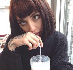 ★ Visit ~ MACHINE Shop Café ★ ★ Famous ~ Hannah Snowdon ★