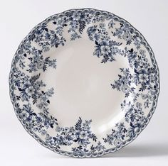 """Johnson Bros. Devon Cottage Dinner Plates by Johnson Bros.. $11.99. Brand New - First Quality. Dimensions: 10 1/2"""" Dia. Dinner Plates - Bringing A Sense Of The Good Things About Country Living To Any Urban Setting. - Made In China"""