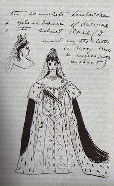 Alexandra Feodorovna, Olga Romanov, Anastasia Romanov, House Of Romanov, Princess Alice, Court Dresses, Tsar Nicholas Ii, Princess Drawings, Family Album