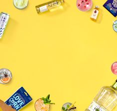 """What is gin made from? How is gin different from vodka? And is """"flavoured gin"""" really, well, gin? Best Gin Cocktails, Gin Cocktail Recipes, Limoncello Cocktails, Cointreau Cocktails, Gin Recipes, Gin And Prosecco, Gin Fizz, Gimlet Cocktail, Gin Gimlet"""