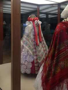 Folk Costume, Costumes, Folk Clothing, Spaces, Embroidery, Blanket, Needlepoint, Dress Up Clothes, Fancy Dress