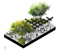 Strategy, methods, and also resource with regards to acquiring the most effective result and also ensuring the maximum use of Landscape Architecture Concept Models Architecture, Landscape Architecture Design, Landscape Plaza, Plaza Design, Concept Diagram, Urban Furniture, Technical Drawing, Urban Design, Teba