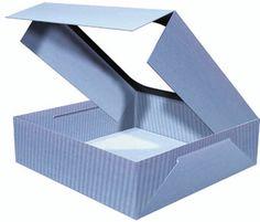 Convites Digitais Simples: Caixas, sacolinhas, etc... com Moldes para Imprimir