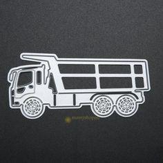 dump truck die