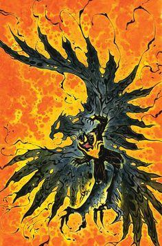 Capas variantes da Marvel com o tema Fênix, celebram o retorno da Jean Grey adulta