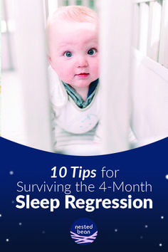 10 Tips for surviving the 4 month sleep regression: an expert weighs in Toddler Sleep, Baby Sleep, Parenting Fail, Kids And Parenting, Sleep Regression Ages, Sleeping Patterns For Babies, Baby Schedule, Sick Baby, Baby Comforter
