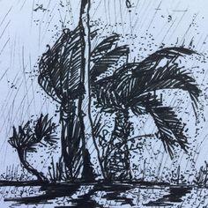 "45 Likes, 2 Comments - W.W. Pierce (@willustrating) on Instagram: ""Details.  #rain #artwork #artist #artsy #artistsoninstagram #illustrator #illustration #draw…"""