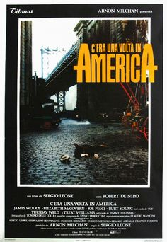 C'era una volta in America - S.Leone