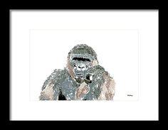 david bridburg,music notes 23,ape,thoughtful john,great ape,hominoidea,old world tailless anthropoid primates,native to africa,catarrhine clade,brachiation,superfamily hominoidea,hominids,hominids,endangered species