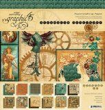 Steampunk Patent Diagrams - Free Digital Collage Sheets - Downloadable and Printable