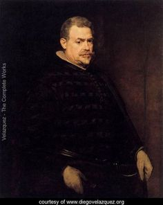 Juan Mateos c. 1634 - Diego Rodriguez de Silva y Velazquez - www.diegovelazquez.org