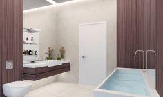 3D Bathroom Architecture Renders. Alcove, Bathtub, 3d, Bathroom, Architecture, Standing Bath, Washroom, Arquitetura, Bathtubs
