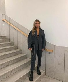 Jeans Boyfriend, Everyday Look, Fashion 2020, Autumn Winter Fashion, Winter Outfits, Normcore, Street Style, Style Inspiration, Fashion Outfits