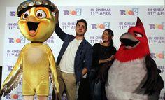 Imran Khan and Sonakshi Sinha launch the trailer of Rio 2