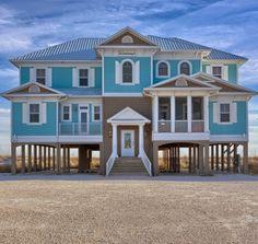 House of Turquoise: The Veranda - Gulf Shores, Alabama