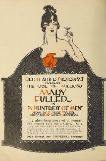 The Huntress of Men (1916) Poster