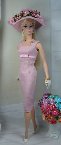 Florina Pink For Silkstone Barbie by Matisse Fashions