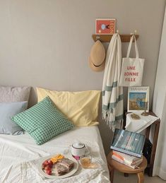Room Ideas Bedroom, Bedroom Decor, Casa Clean, Appartement Design, Indie Room, Minimalist Room, Pretty Room, Aesthetic Room Decor, Cozy Room