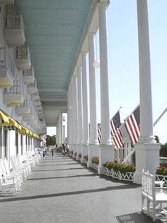Mackinac Island, Michigan- Would like to visit these islands- have been to Catalina but none of the others.