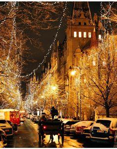 Parizska street, Prague, Czech Republic
