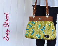 Brandt's Boulevard Wallet Sew & Sell Easy Street Pattern