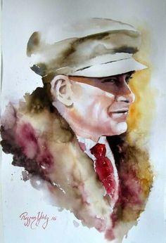 Rezzan Yildiz Turkish Artist-ATATURK