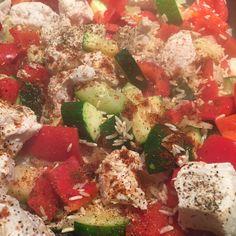 Leczo nieco inaczej Bruschetta, Salsa, Mexican, Ethnic Recipes, Food, Essen, Salsa Music, Meals, Yemek