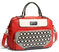 Typewriter bag.