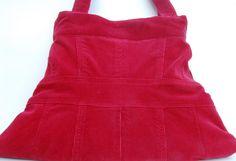 jacket bag, bag tutori, sew bag, bag ladi, recycl bag