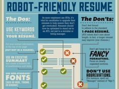 How to get past the robots that are reading your résumé