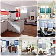 Choose the best blinds for your kitchen with Duette® Blinds heat and humidity-resistance and wipe-clean fabric. Book a FREE design consultation! Colour Inspiration, Kitchen Inspiration, Best Blinds, Kitchen Blinds, Window Dressings, Kitchen Modern, Design Consultant, Save Energy, Free Design