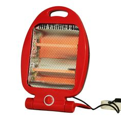 800W Household Desktop Mini speed  hot  Red Body Warmer Home Electric Heater for Winter on Table Desk Bedroom Office