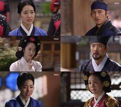 "[Spoiler] ""The Flower in Prison"" Jin Se-yeon faces Kim Mi-sook"