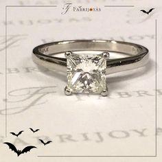 Anillos de compromiso solitario con diamante. el clásico de siempre. 💎💍💎 #AnillosCompromisoCali #AnillosDeCompromiso #AnillosDeCompromisoColombia