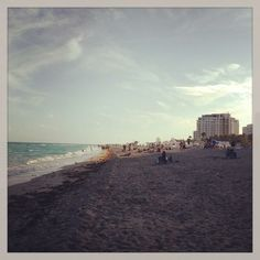 Escape to the perfect #Miami beaches.    Photo courtesy of kathleendixon on Instagram.