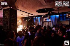 #madmadmonday party  at #kubarlounge   - every monday - 2 hours open bar  #girls #prague #pragueparty #erasmusparty