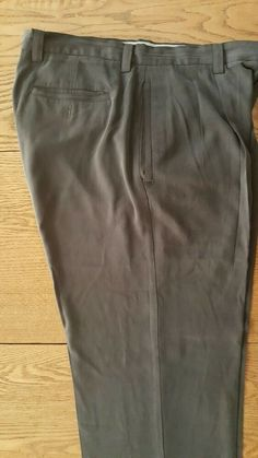 Nice Woolrich Nwt Chino Slacks Sz 6 Womens Green Cuffed Khaki Pants Boyfriend Fit 100% Original Clothing, Shoes & Accessories Women's Clothing