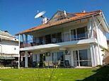 Villa rental in Borovec, Varna, Bulgaria. Book direct with private owners. BU395