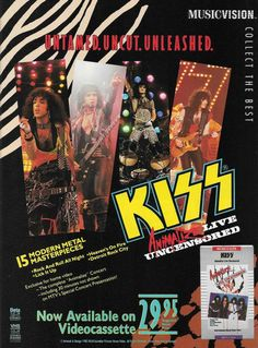 Kiss animalize live cd download
