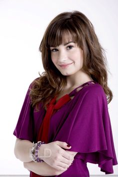 Young Demi Lovato photoshoot