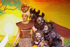 78 Best Hyena Costume Images Hyena Lion King Costume