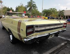 1968 Dodge Dart GT Convertible 340