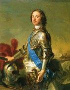 """New artwork for sale! - """" Portrait Of Tsar Peter I 1717 by Nattier JeanMarc """" - http://ift.tt/2FyOEwN"""